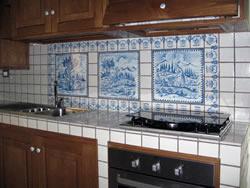 l'antica ceramica - ceramica vietrese artigianale, pavimenti e ... - Mattonelle 10x10 Cucina In Muratura