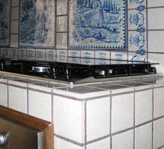 L 39 antica ceramica vietrese artigianale pavimenti e rivestimenti - Ceramiche di vietri cucina ...