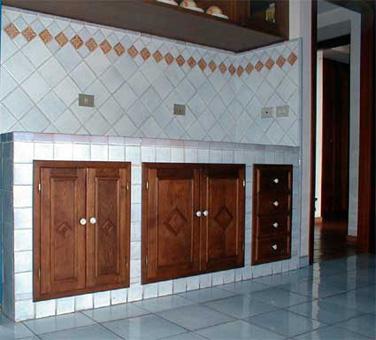 Best mattonelle per cucina 10x10 ideas home ideas - Rivestimento cucina in muratura ...
