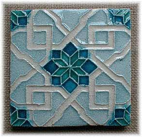 L 39 antica ceramica vietrese artigianale pavimenti e rivestimenti - Piastrelle 15x15 bianco lucido ...